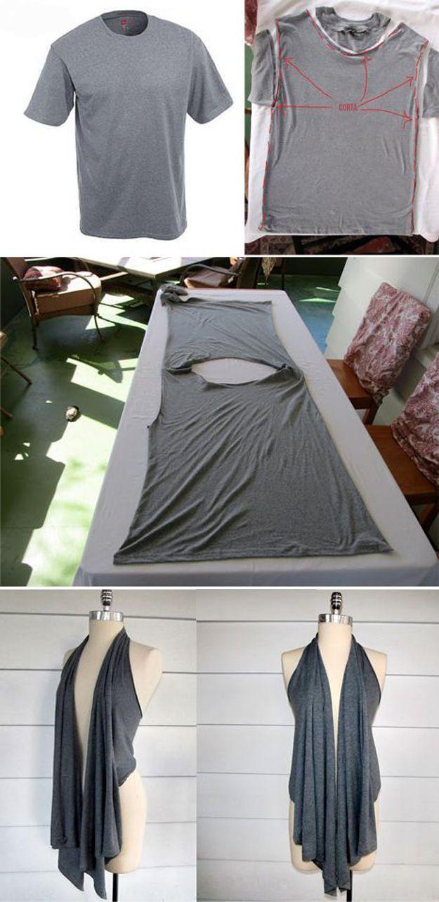 14 Formas en las que puedes usar la ropa de tu novio