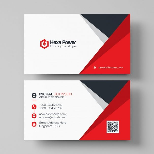 Geometric Business Card Mockup Business Card Mock Up Business Cards Layout Graphic Design Business Card