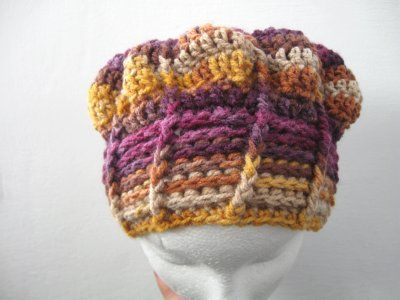 Sun Rays Slouchy Beanie Finished 6 400
