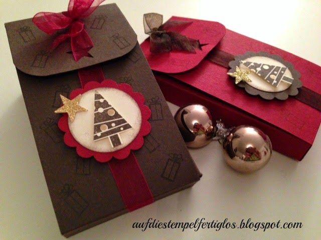 ber ideen zu weihnachtliche geschenkk rtchen auf. Black Bedroom Furniture Sets. Home Design Ideas