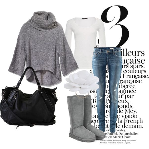 cozy: Clothing Hors, Cozy Casual, Casual Work, Clothing Jewelry, Grey Casual, Cardi Ugg, Casual Wear, Closet Craze, Boots