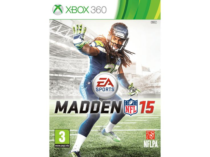 génial ELECTRONIC ARTS Madden NFL 15 FR/NL Xbox 360 chez Media Markt