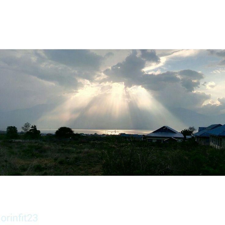 Sunlight sunset scenery
