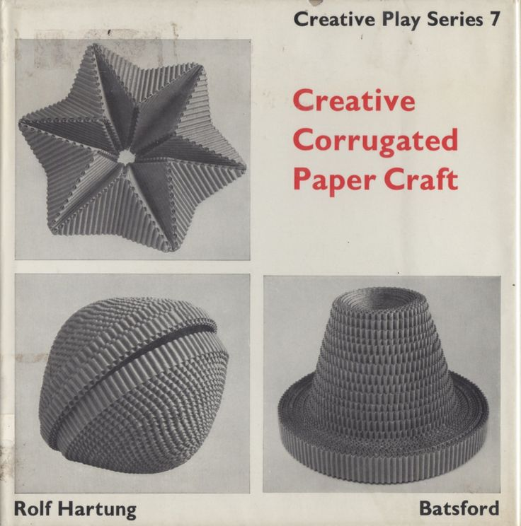 1000 images about vintage creative play book series on for Creative paper art