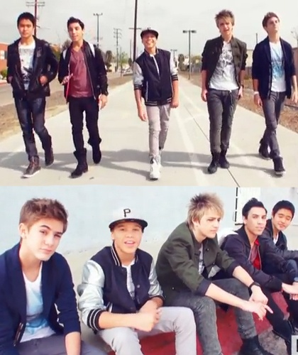 Love these stills from the music video I shot with #IM5