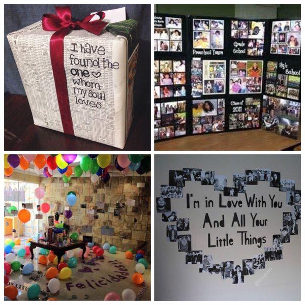 ideas para hacer regalos para meses de novios de bsqueda