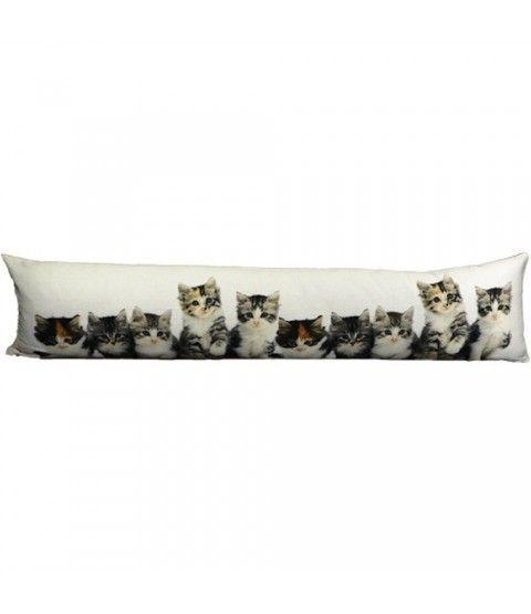 die besten 25 katzen kissen ideen auf pinterest. Black Bedroom Furniture Sets. Home Design Ideas