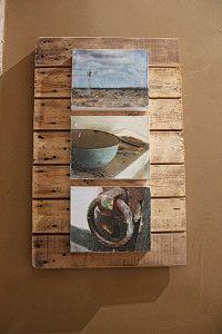 Creative Company   Photocraft: Distressed canvas