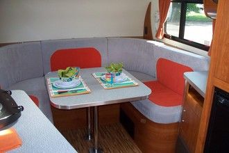 2010 Retro  The inside of the camper I want to buy.