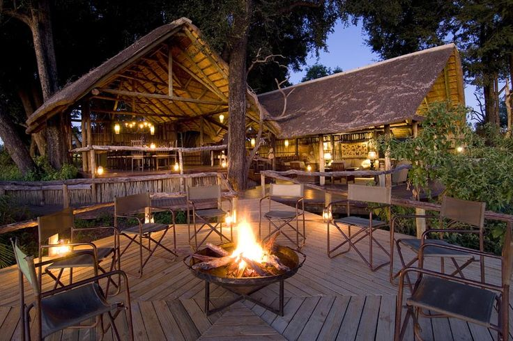 #Botswana accommodation