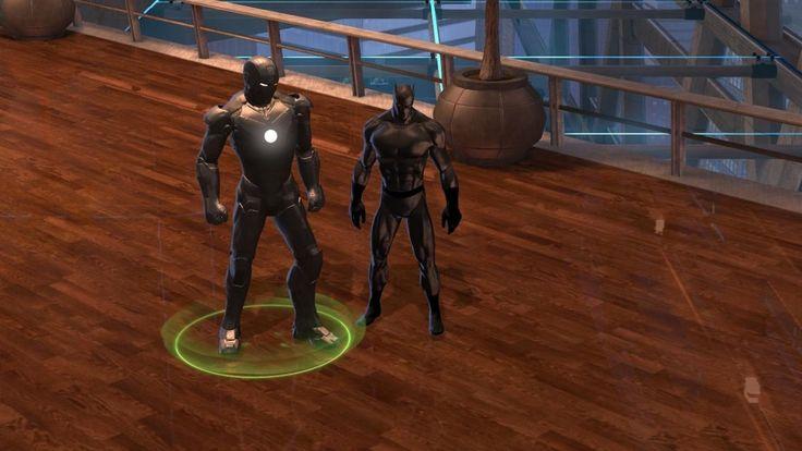 Marvel Heroes - Black Panther: Odin's Bounty Hunt Lvls 49-54
