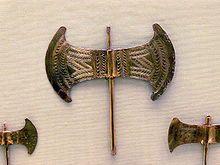 Minoische Kultur – Kretominoische Doppelaxt (Labrys)