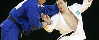 Tiago Camilo salva a honra do judô brasileiro no terceiro dia de lutas no Pan