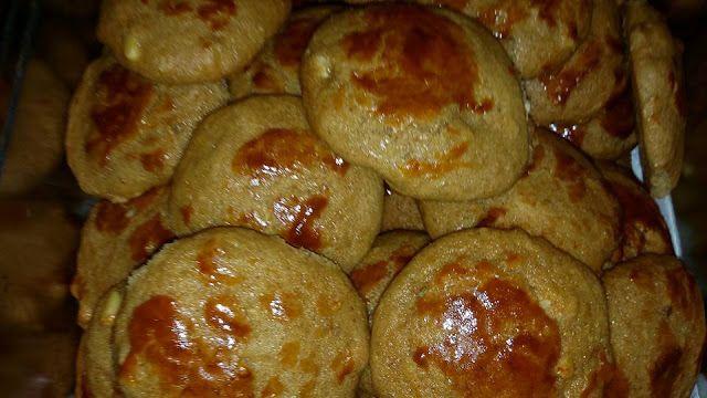 Pitadas De Açúcar...: Broas