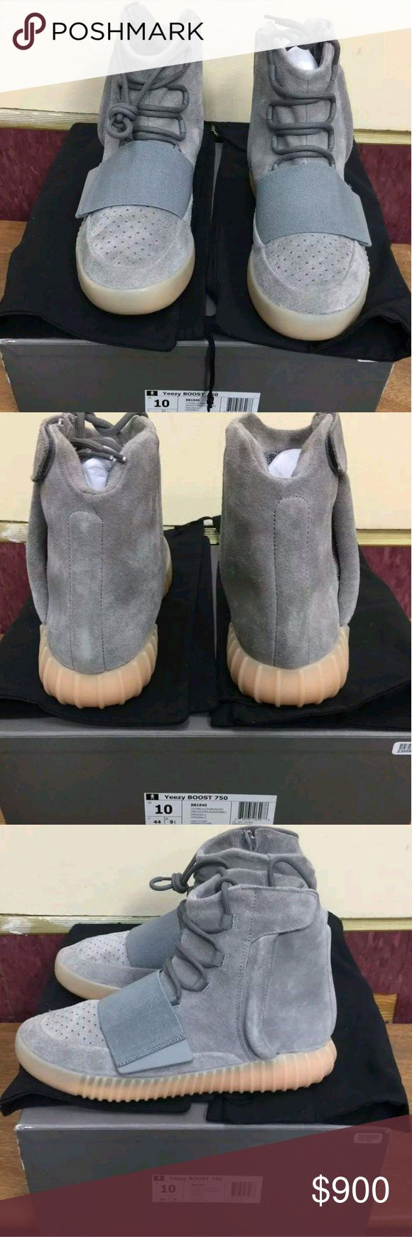 Yeezy Boost 750 W/Receipts Size 10 Brand new deadstock Receipt Yeezy Boost Clean Bottom never worn Make Offers or deals Brand new Yeezy Txt 404 - 602. -2558 Yeezy Shoes Sneakers