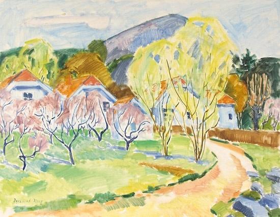 Ferdinand Finne (1910 – 1999): Fra Narestø