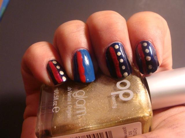 8 best Nails images on Pinterest | Usmc nails, Marine nails and ...