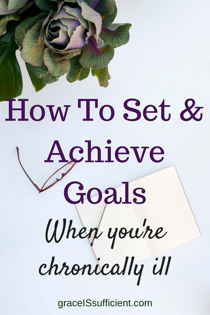how to set and achieve career goals