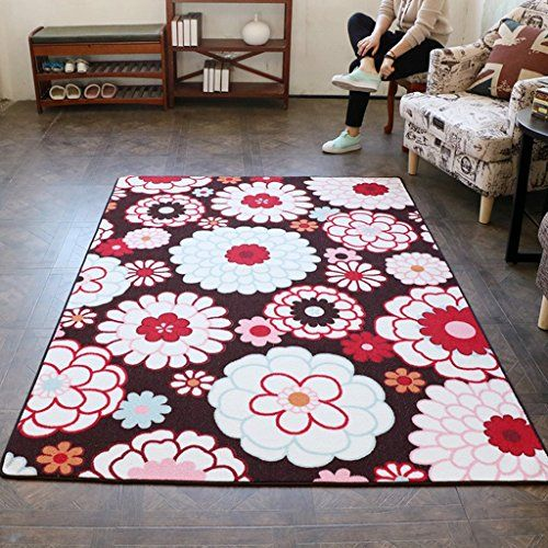 @home rugs Living Room Bedroom Carpet mat / Country Style Door mat - Blend / Carpet mats ( Color : A , Size : 120200cm ).