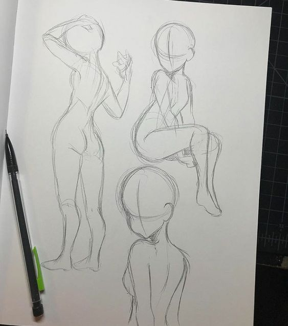 figure drawing ideas for beginners. visit my youtube channel to learn drawing and coloring