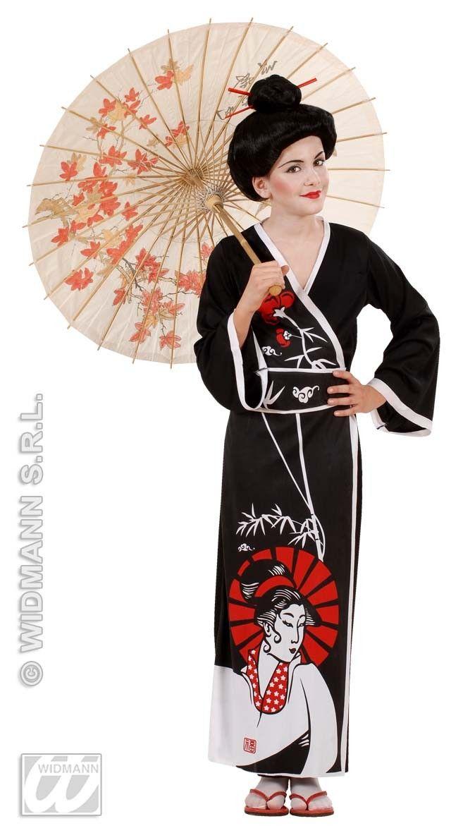 Traditionele Geisha Kostuum ==> Feestkleding 365!
