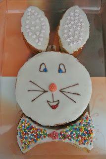 Bunny cake o torta coniglietto