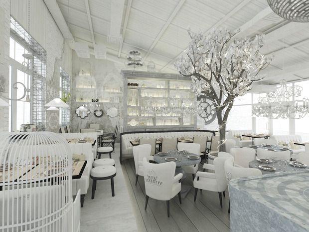 На «Пушкинской» открылся бар-ресторан «Счастье» на крыше. Изображение №2.