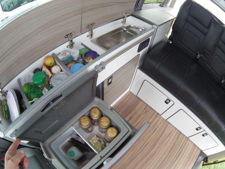 456 besten camper kitchen bilder auf pinterest camper for Wohnmobil innendesign