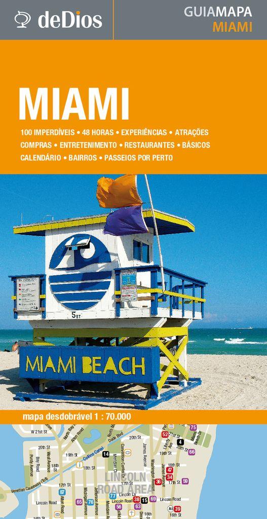 Guía Mapa de Miami