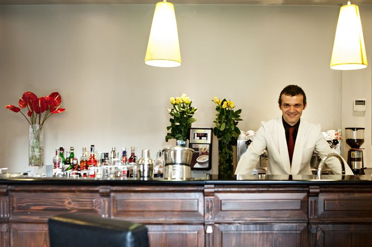 Come and try one of our cocktails! Ergys, our Barman, is waiting for you!