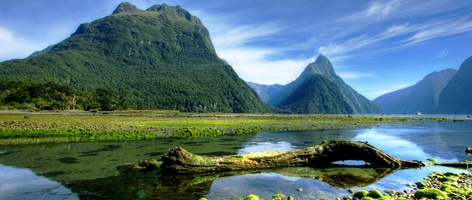 New Zealand, fantastiske naturopplevelser