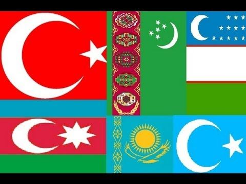 6 Different Turkic Language Songs - YouTube