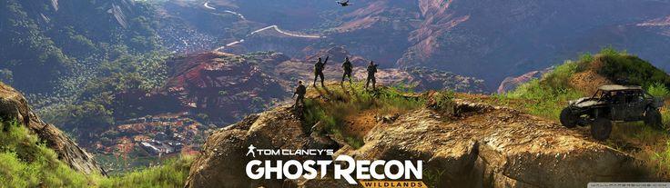 Ghost Recon Wildlands HD desktop wallpaper Mobile Dual Monitor
