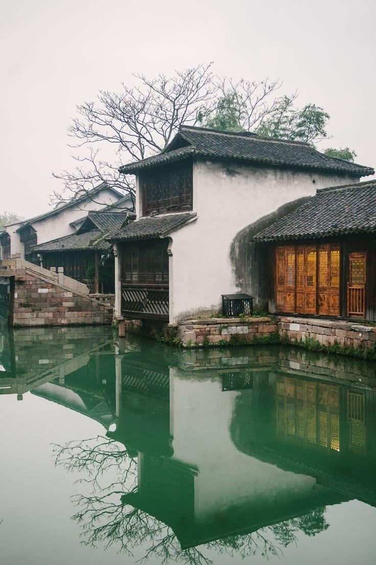 Wuzhen Water Tower - China /