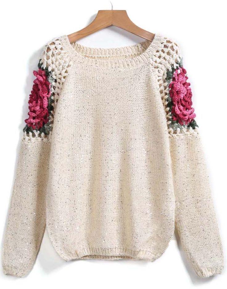 Algunas ideas para combinar tela con crochet o realizar apliques a remeras y reciclarlas dándole un toque de estilo....