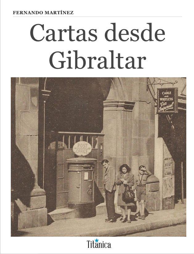 Portada de Cartas desde Gibraltar