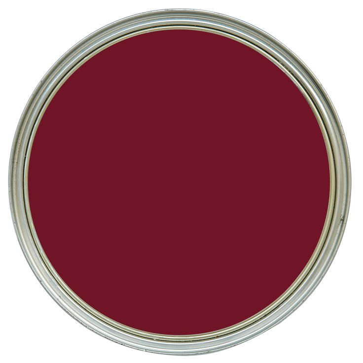 This really is the best red ever.  I had an entire living room painted this color, and no matter what angle the sunlight, it just got better.  No orangey undertone...more of a blue one.