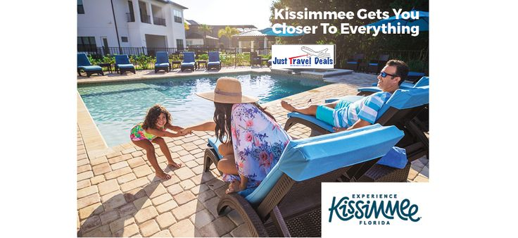 Hi Kissimmee Florida gets you closer to everything