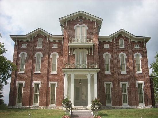 17 best images about richmond lexington kentucky historic for Home builders richmond ky