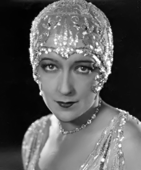 Aileen Pringle (July 23, 1895 – December 16, 1989) was an American stage and film actress during the silent film era. (Three Weeks, The Mystic, Convicted)