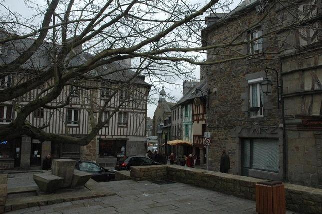 coquilles st-jacques, bolée de cidre, et souvenirs....St Brieuc,bretagne, France