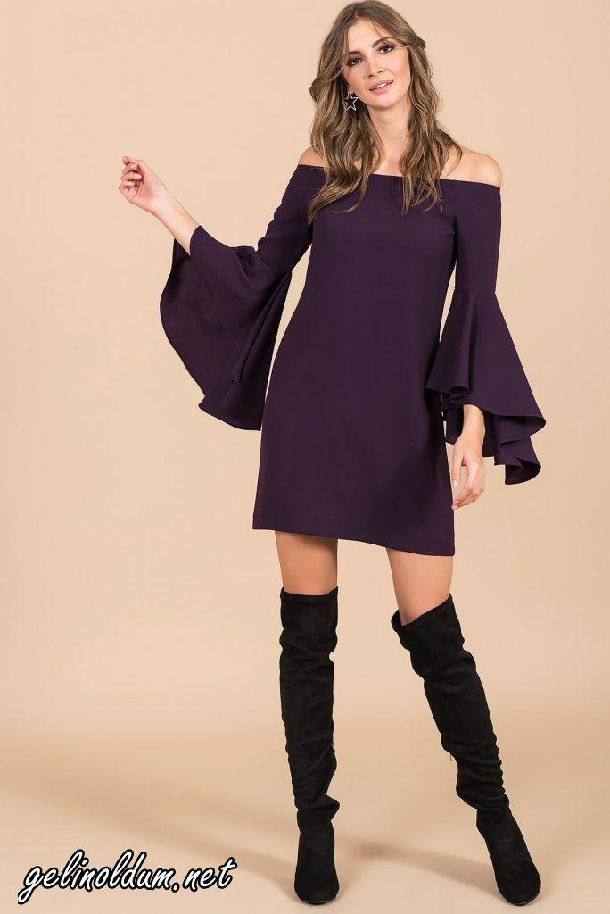 Ozel Gunler Icin Abiye Elbise Modelleri 2019 Elbise Modelleri Elbise Mini Elbise