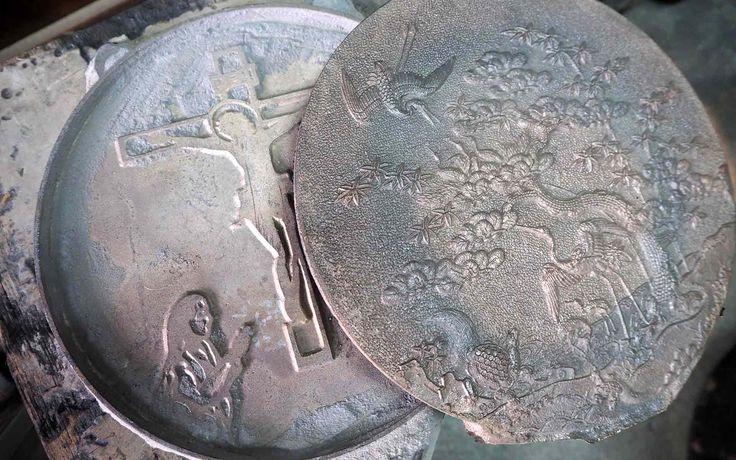 ローマ法王に「魔鏡」を献上した、京都の鏡師|さんち 〜工芸と探訪〜