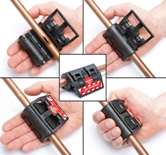 Tapa fugas de emergencia para tubos de 15 mm