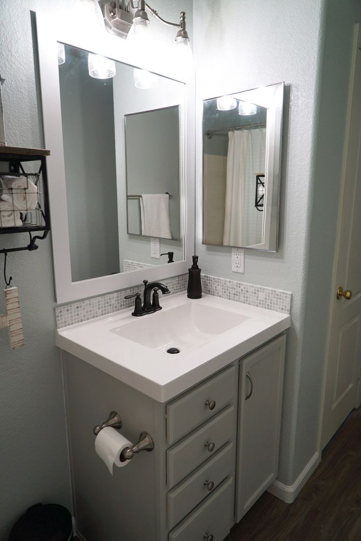 Vanity Electrical Outlet Home Design Ideas Renovations: Best 20+ Bathroom Vanity Makeover Ideas On Pinterest