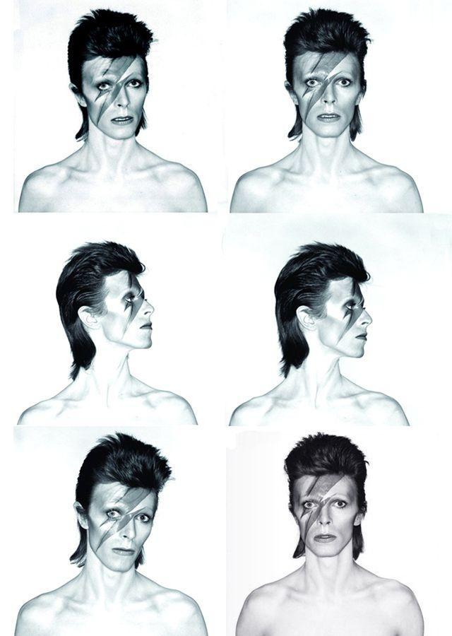 Aladdin Sane •David Bowie