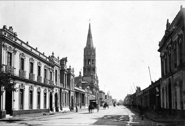 Calle Ejército 1900