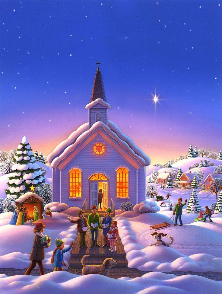 robin moline: Christmas star