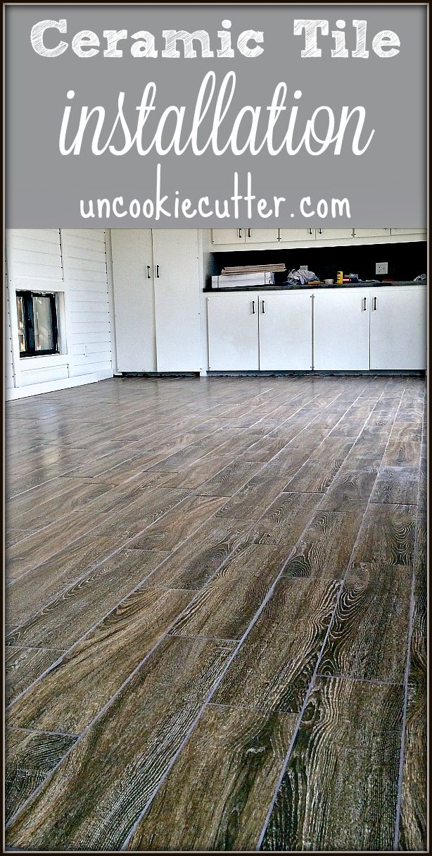 Tile Installation Tile Installation Home Improvement Cool Diy Projects