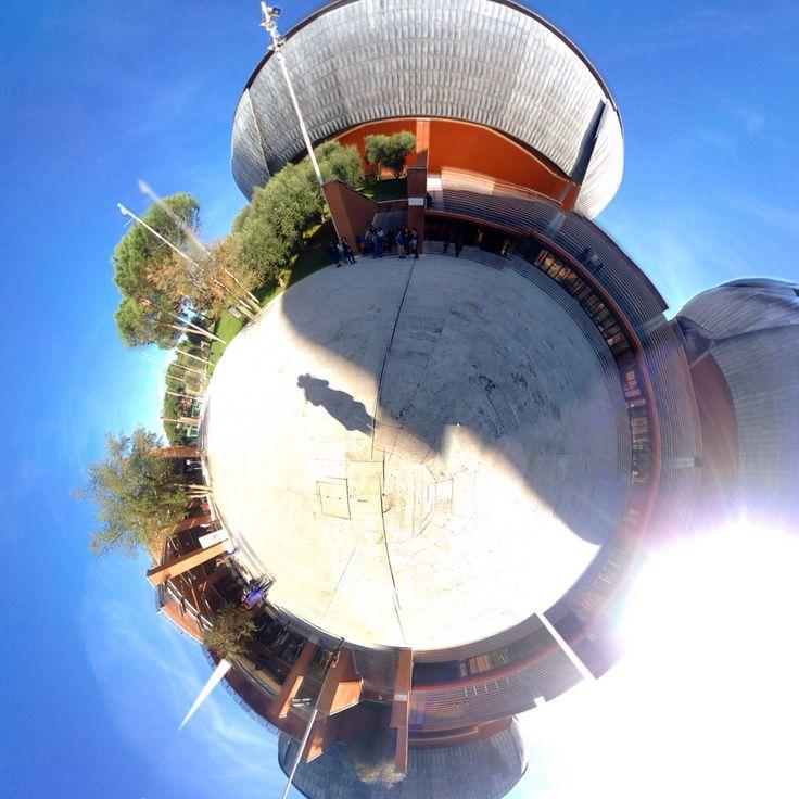 Auditorium Parco della Musica|| Renzo Piano Roma|| GaiaFappani